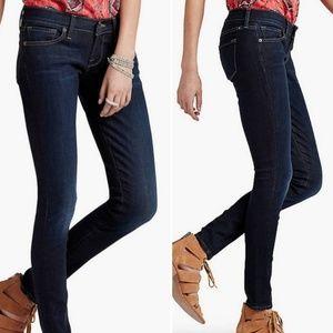 Lucky Brand Charlie Skinny Leg Stretch Jeans 27
